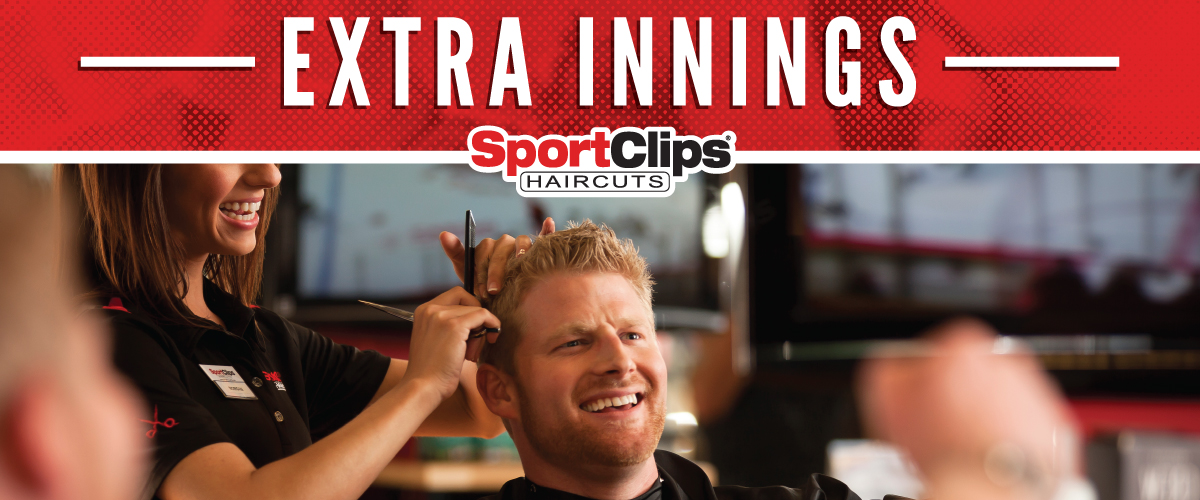 The Sport Clips Haircuts of Chandler - Raintree Ranch Extra Innings Offerings
